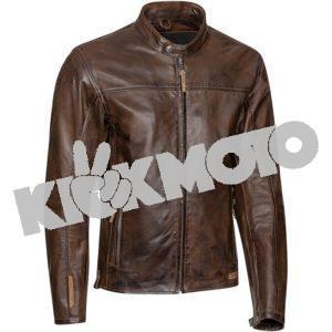 cuir moto