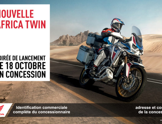Nouvelle Africa Twin
