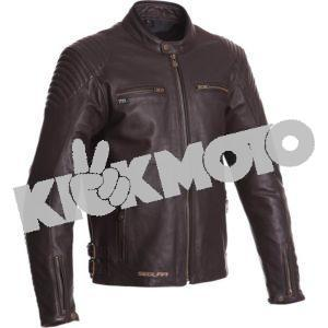 blouson cuir moto Segura